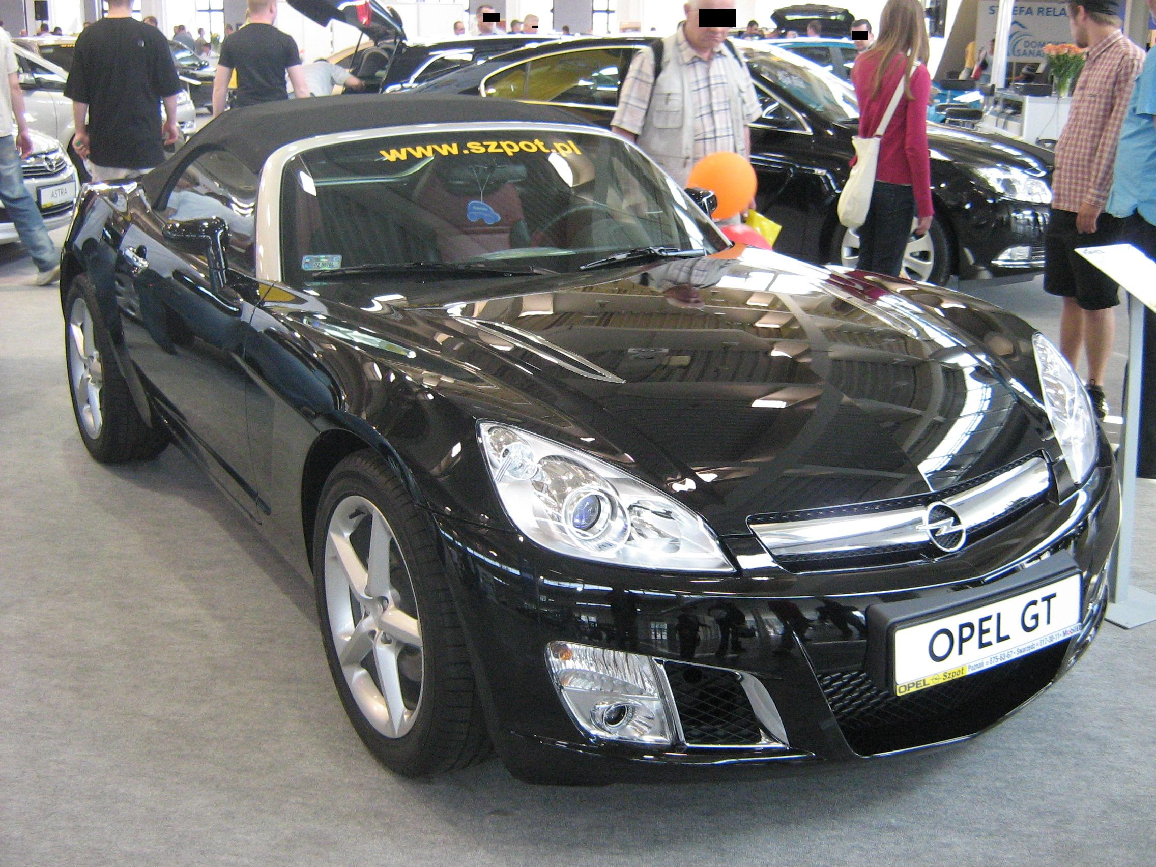 file opel gt roadster front psm wikimedia commons. Black Bedroom Furniture Sets. Home Design Ideas