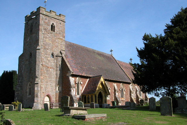 Oxenhall Church - geograph.org.uk - 58016