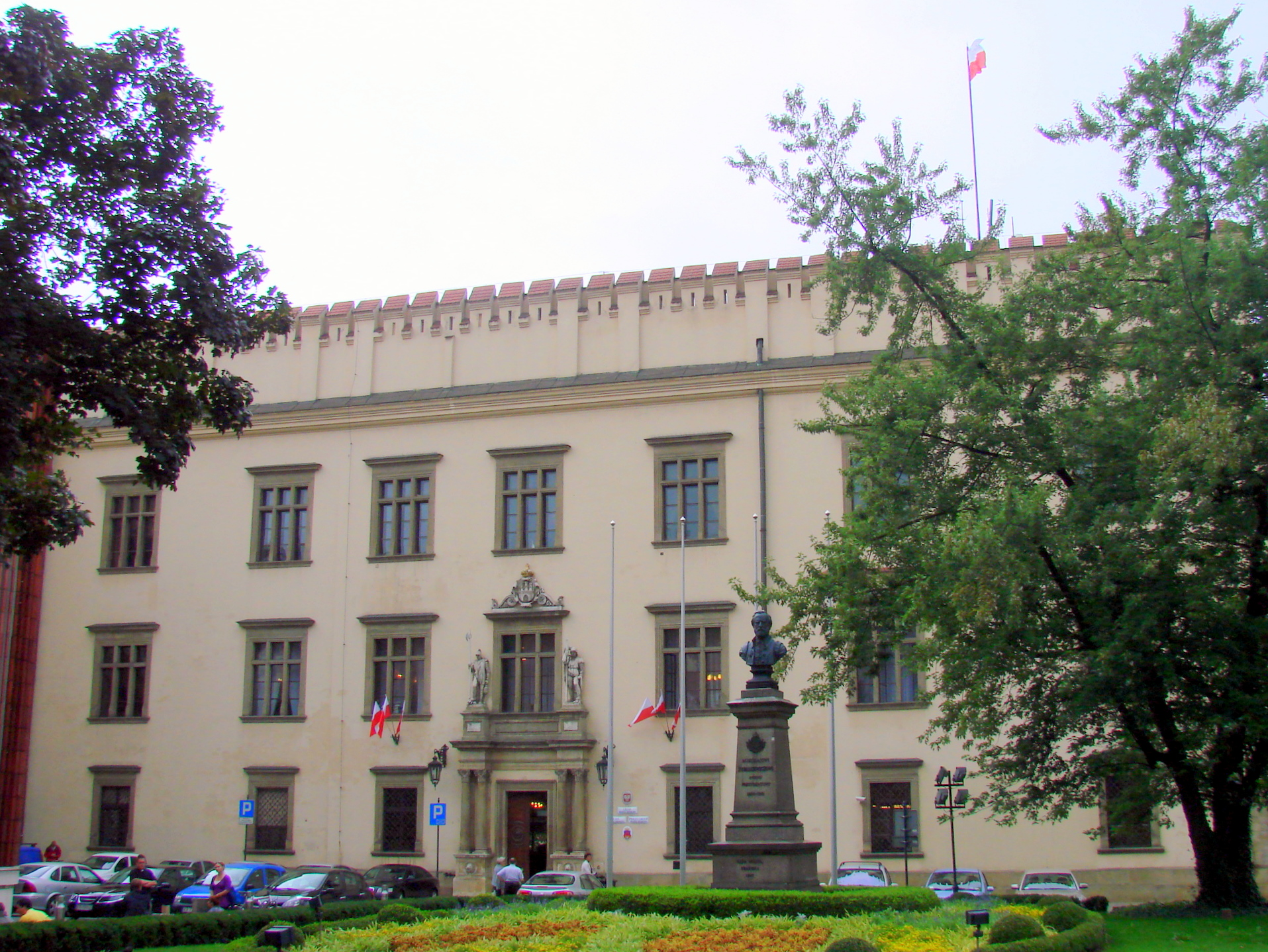 The Wielopolski Palace Seat Of Kraków S Mayor Administration And City Council