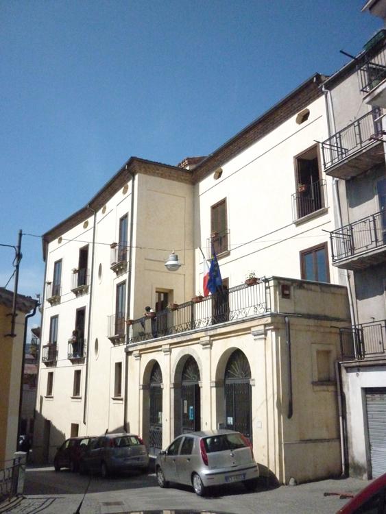 Palazzo de marco wikipedia for Piani di piantagione storici