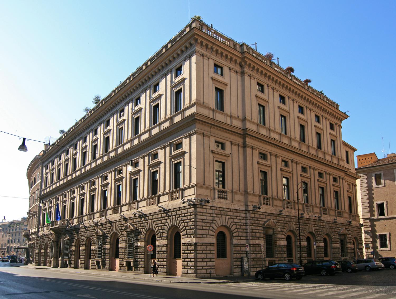 Palazzo vidoni caffarelli wikipedia - Architetto palazzo congressi roma ...