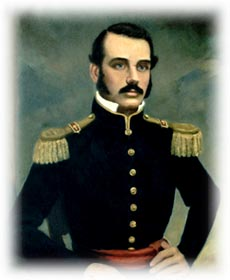 Peter Fayssoux Stevens an American soldier