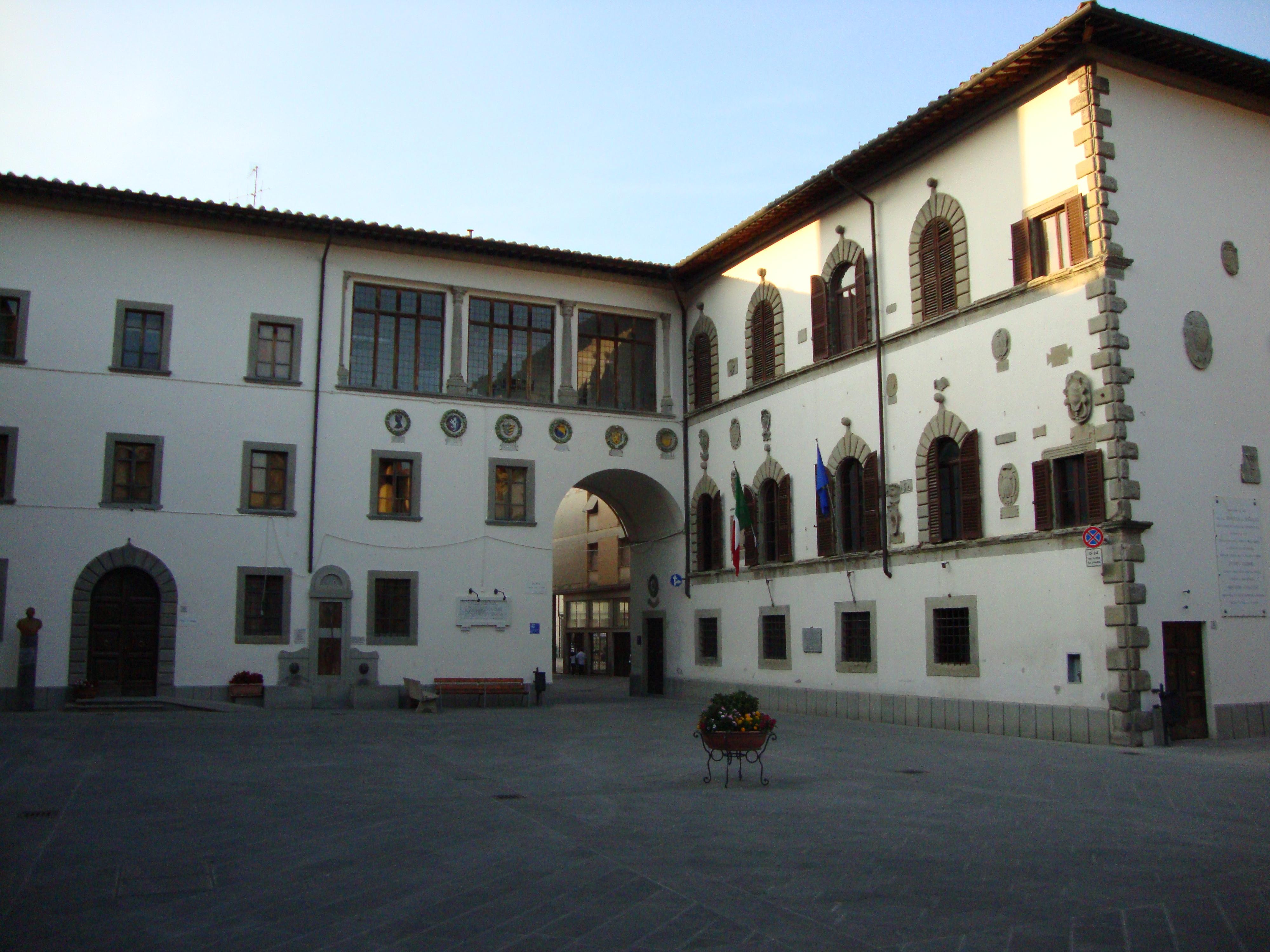 Pieve Santo Stefano Italy  City new picture : Description Pieve Santo Stefano Comune JPG