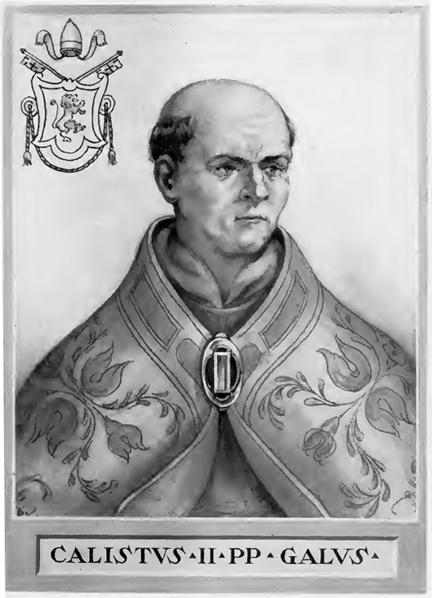 Pope Callixtus II