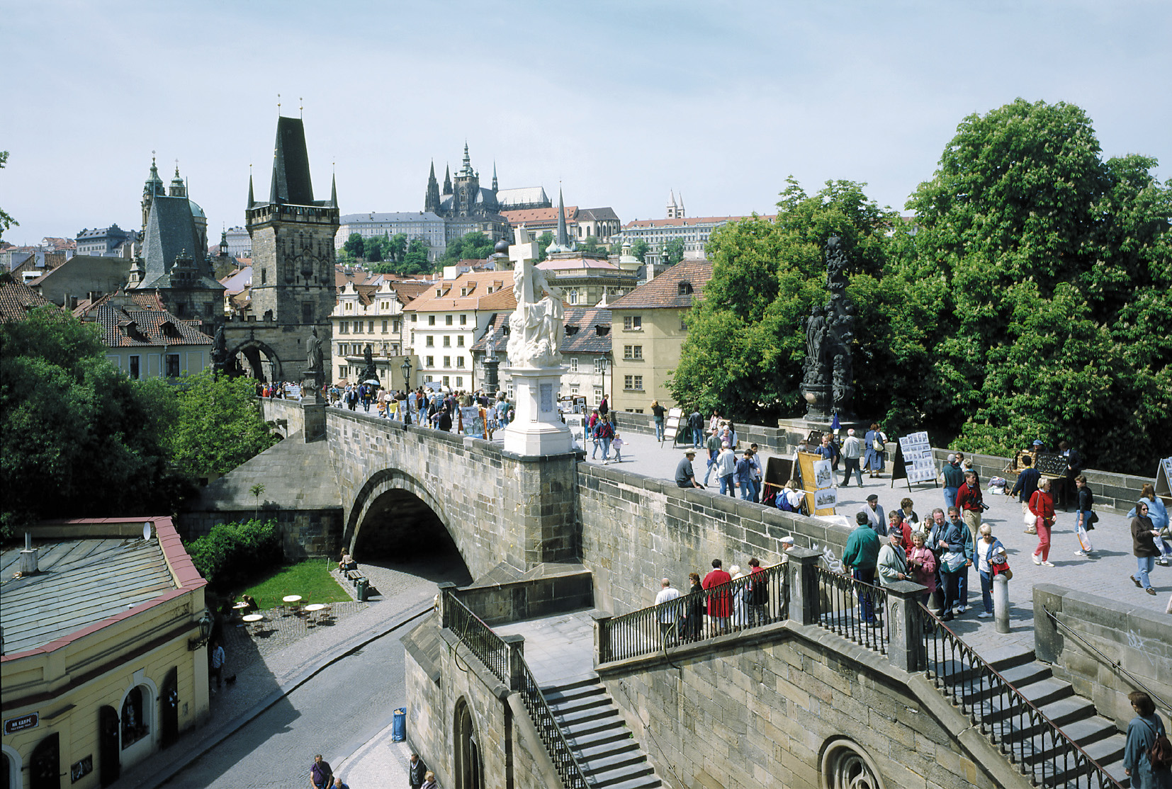 file prague charles bridge wikimedia commons. Black Bedroom Furniture Sets. Home Design Ideas