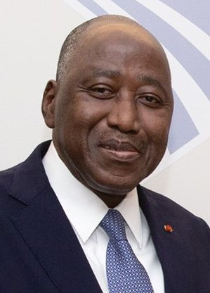 Prime Minister Amadou Gon Coulibaly (cropped)