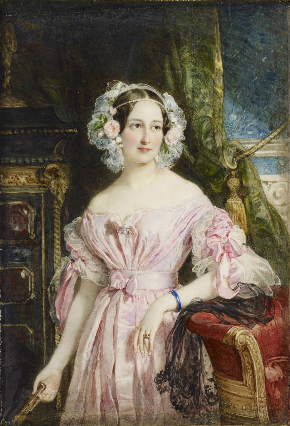 Princess Feodora of Hohenlohe-Langenburg by Sir William Ross.jpg