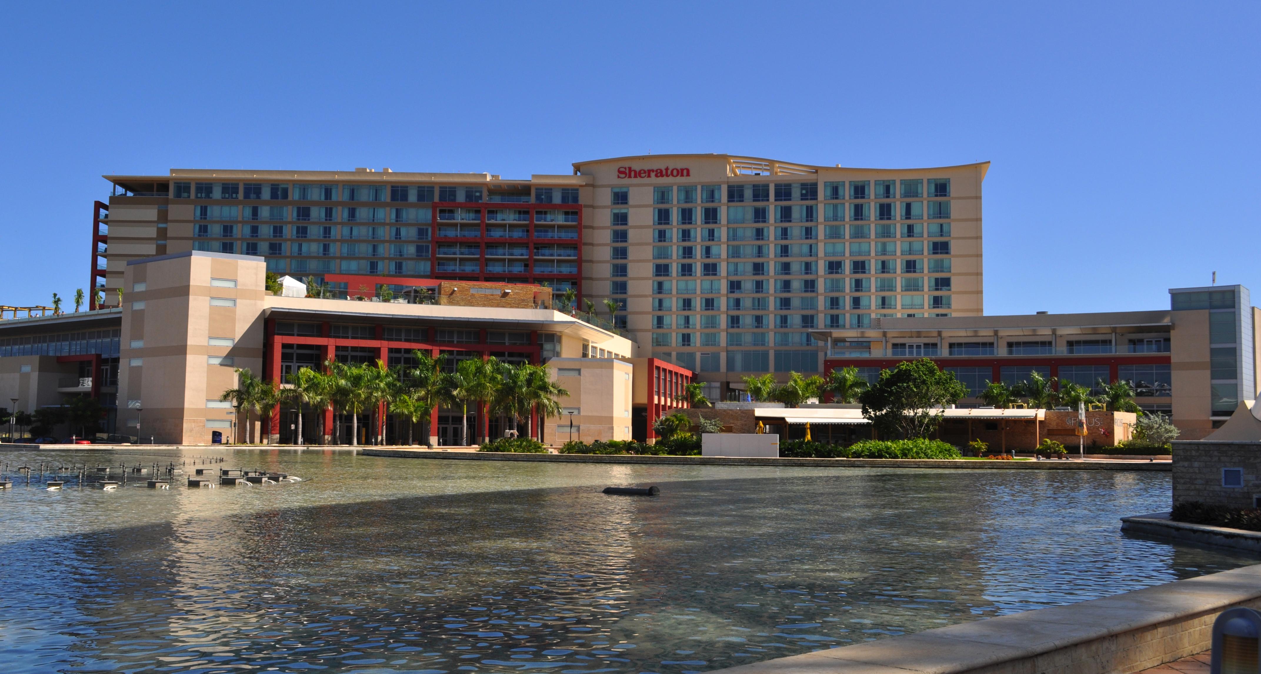sheraton hotel and casino puerto rico