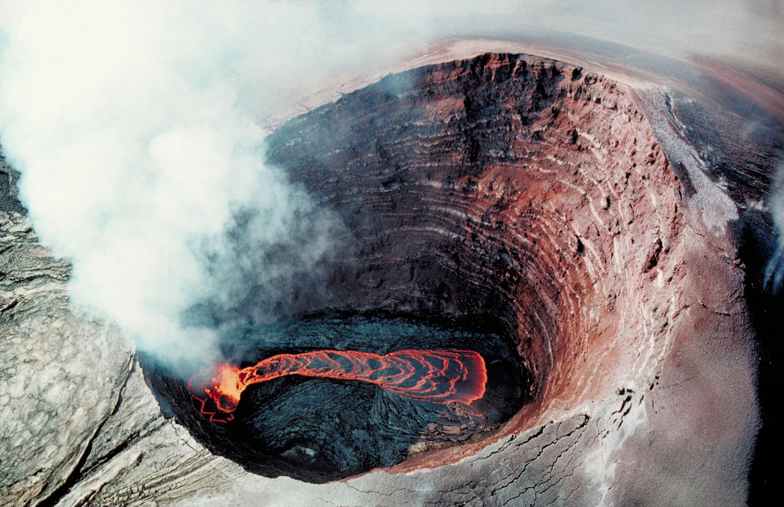Does australia have volcanoes