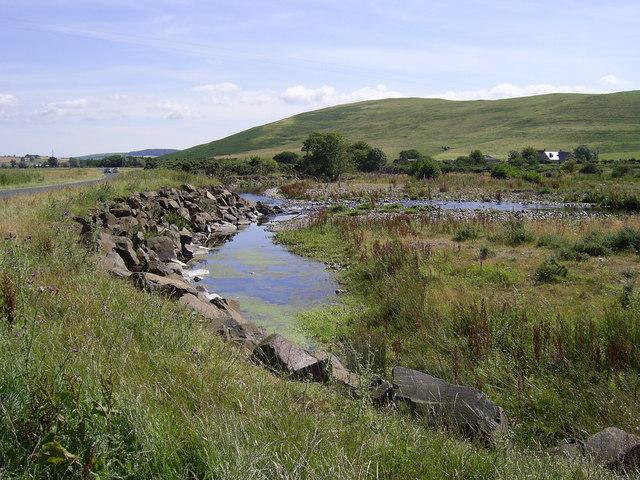 River Breamish, Ingram valley - geograph.org.uk - 521494