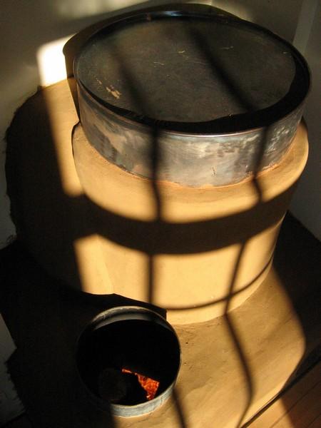 Comment chauffez nos ateliers for Stufa rocket