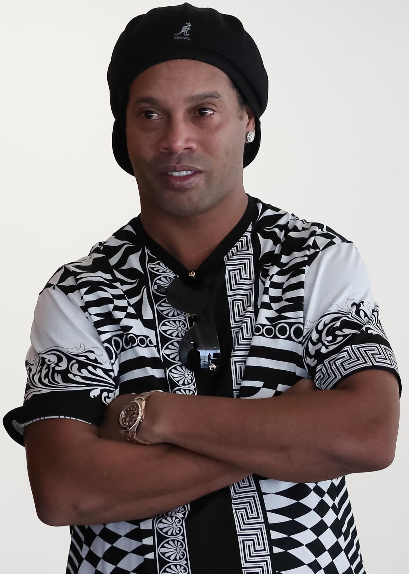 9bf50d964a Ronaldinho Gaúcho – Wikipédia, a enciclopédia livre