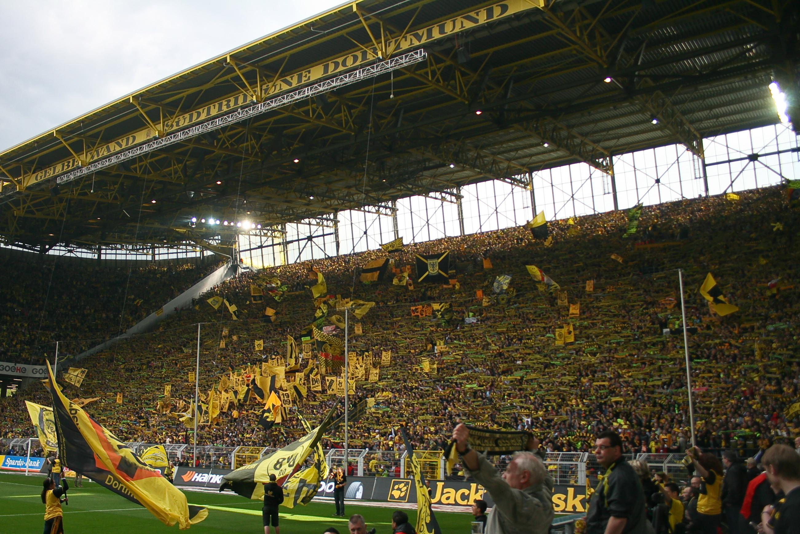 Südtribüne Dortmund