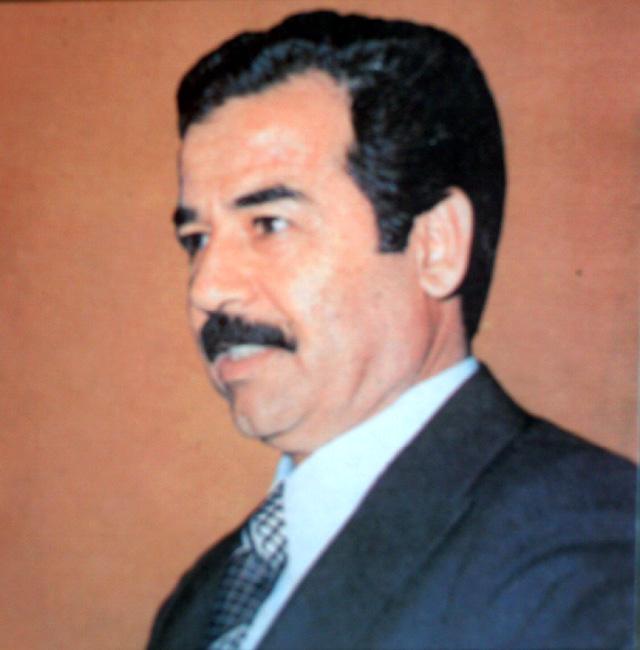 Classify Saddam Hussein Saddam Hussein