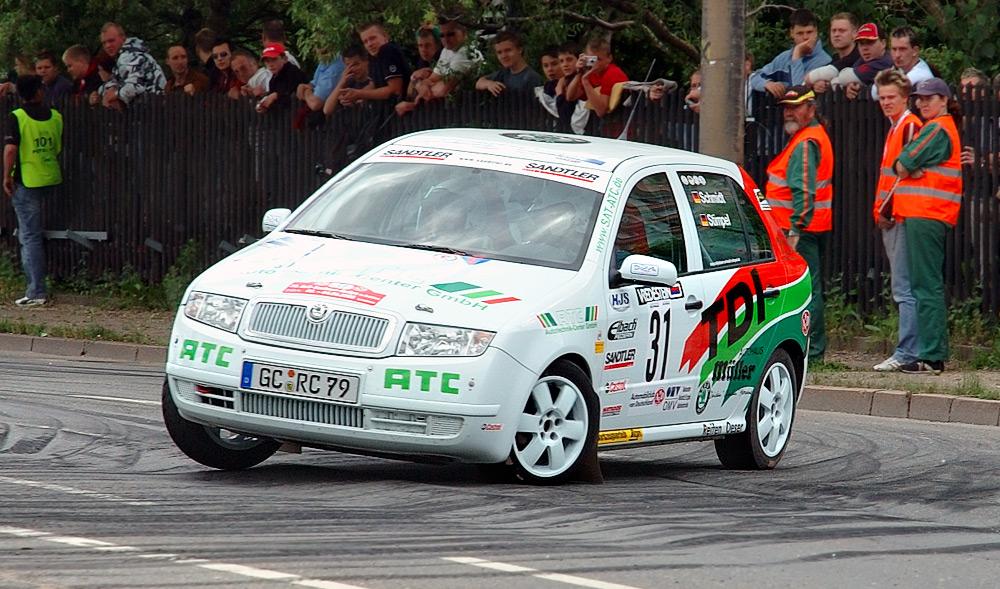 Rally Car Racing Virginia