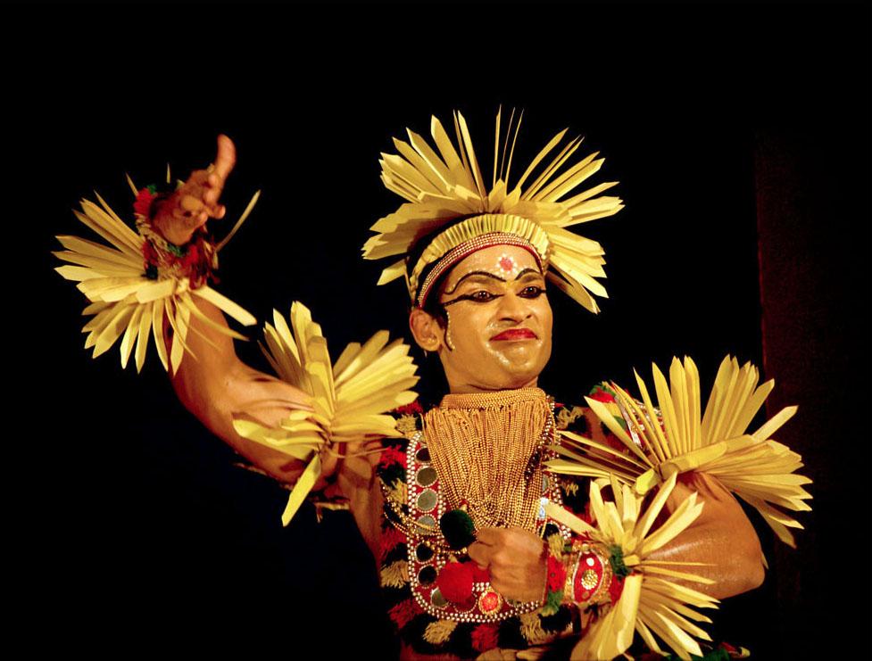 Sheethankan Thullal I Type of Ottanthullal