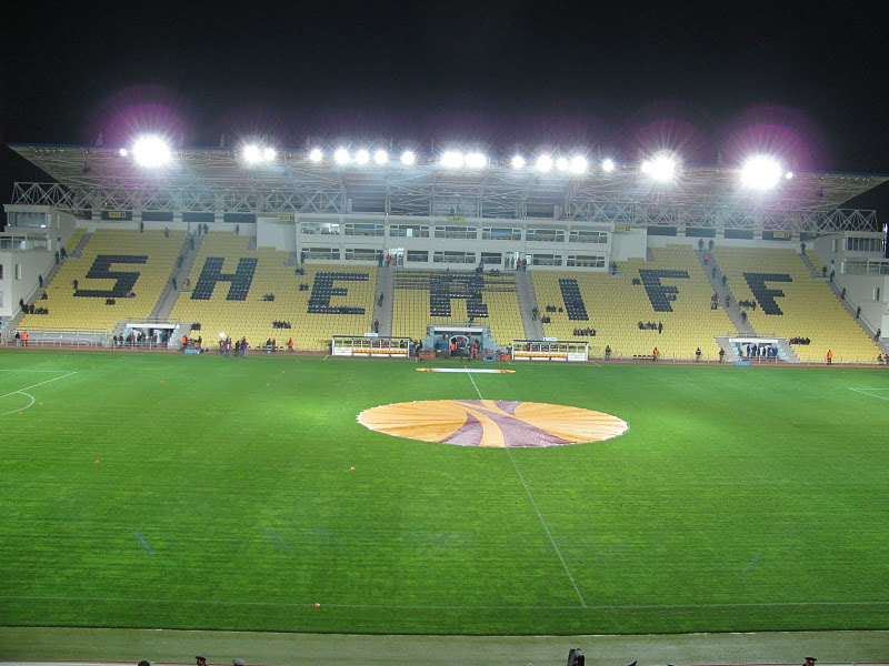 list of football stadiums in moldova wikipedia