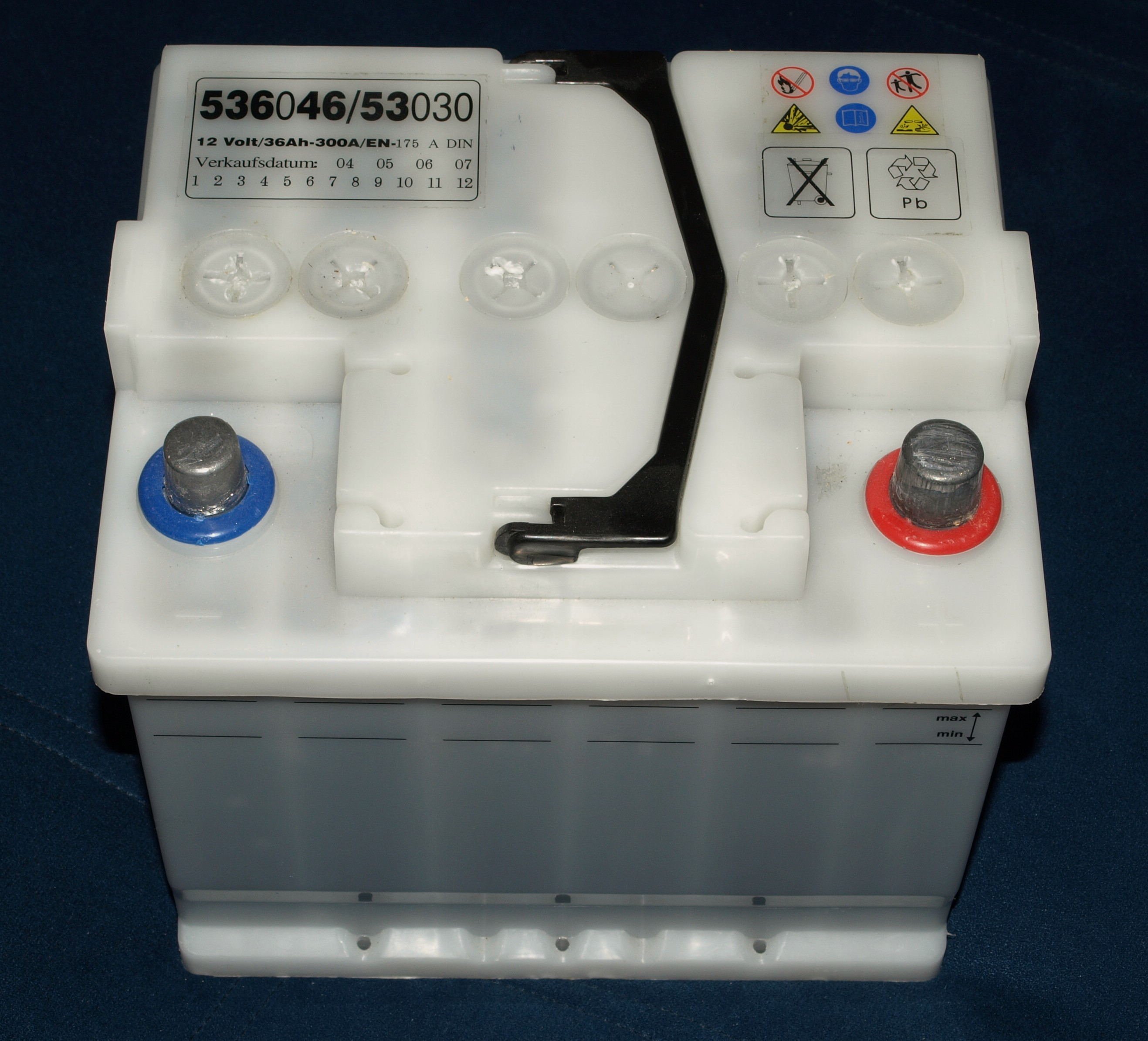 Tauchen V-Blei 4 KG hochwertig beschichtet