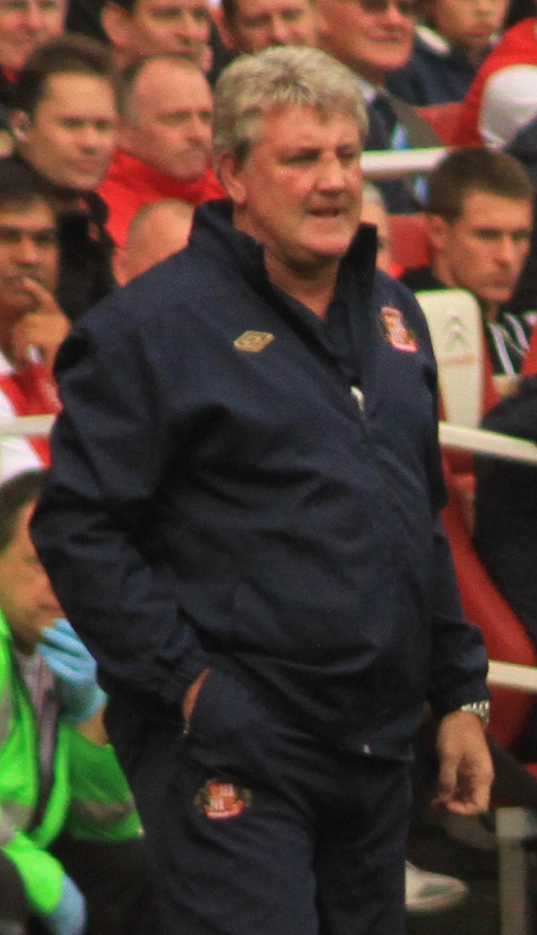 Steve Bruce - Wikipedia