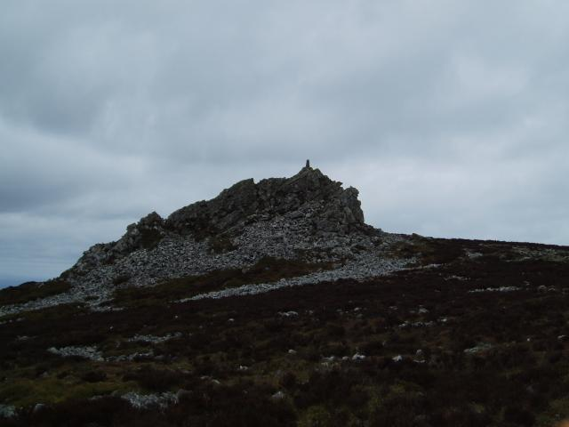 Photo of  Manstone Rock
