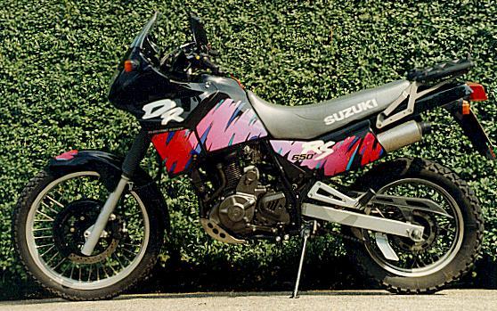 Suzuki Drse Specs