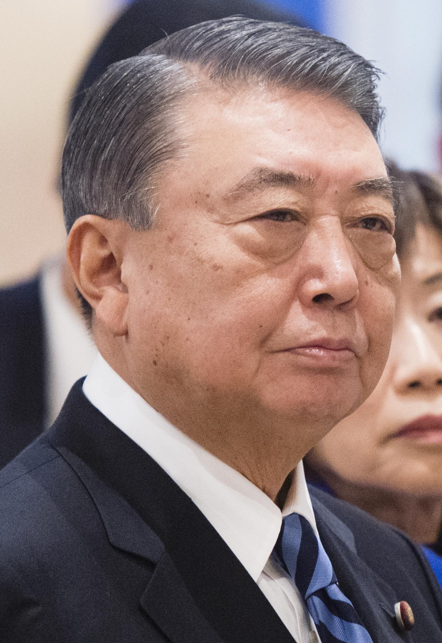 大島理森 - Wikipedia