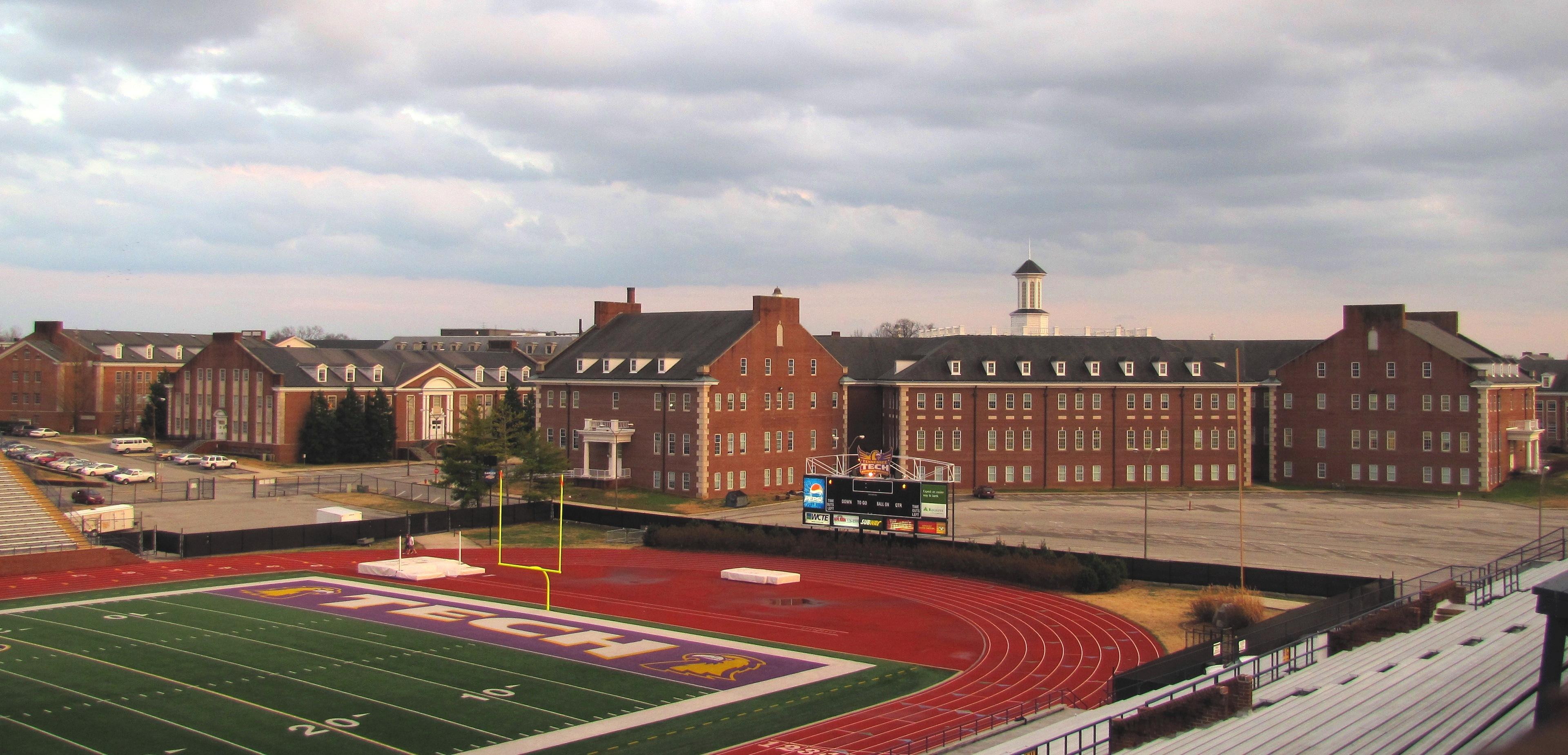 University of Houston Cougars Football Stadium