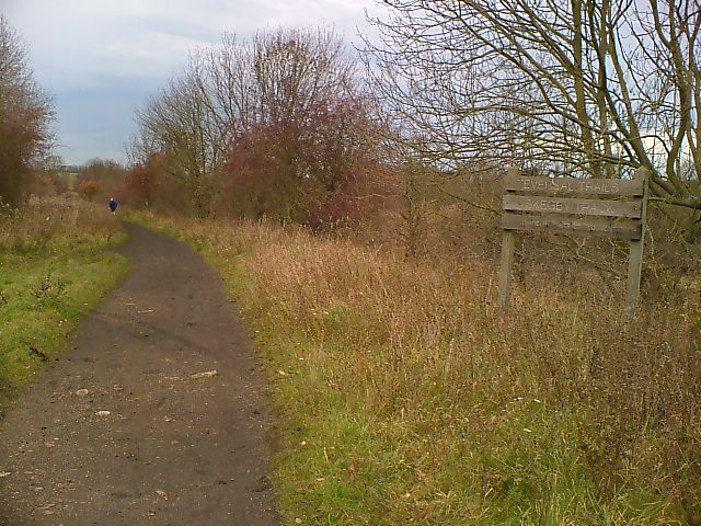 Teversal Trail - geograph.org.uk - 287213
