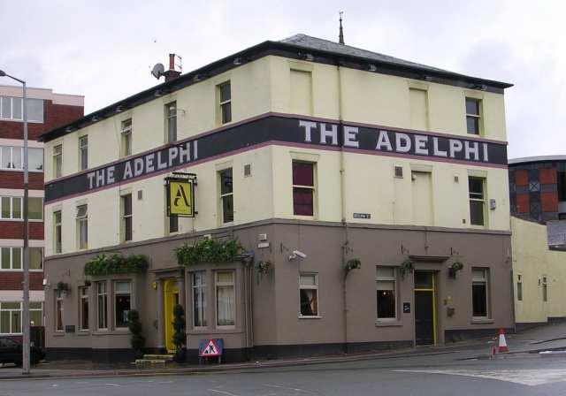 Creative Commons image of The Adelphi in Preston