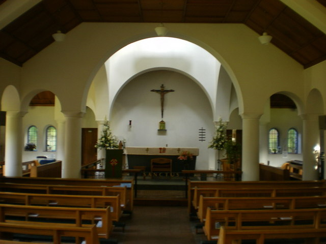 Our Lady Of The Wayside >> File The Catholic Church Of Our Lady Of The Wayside Grasmere