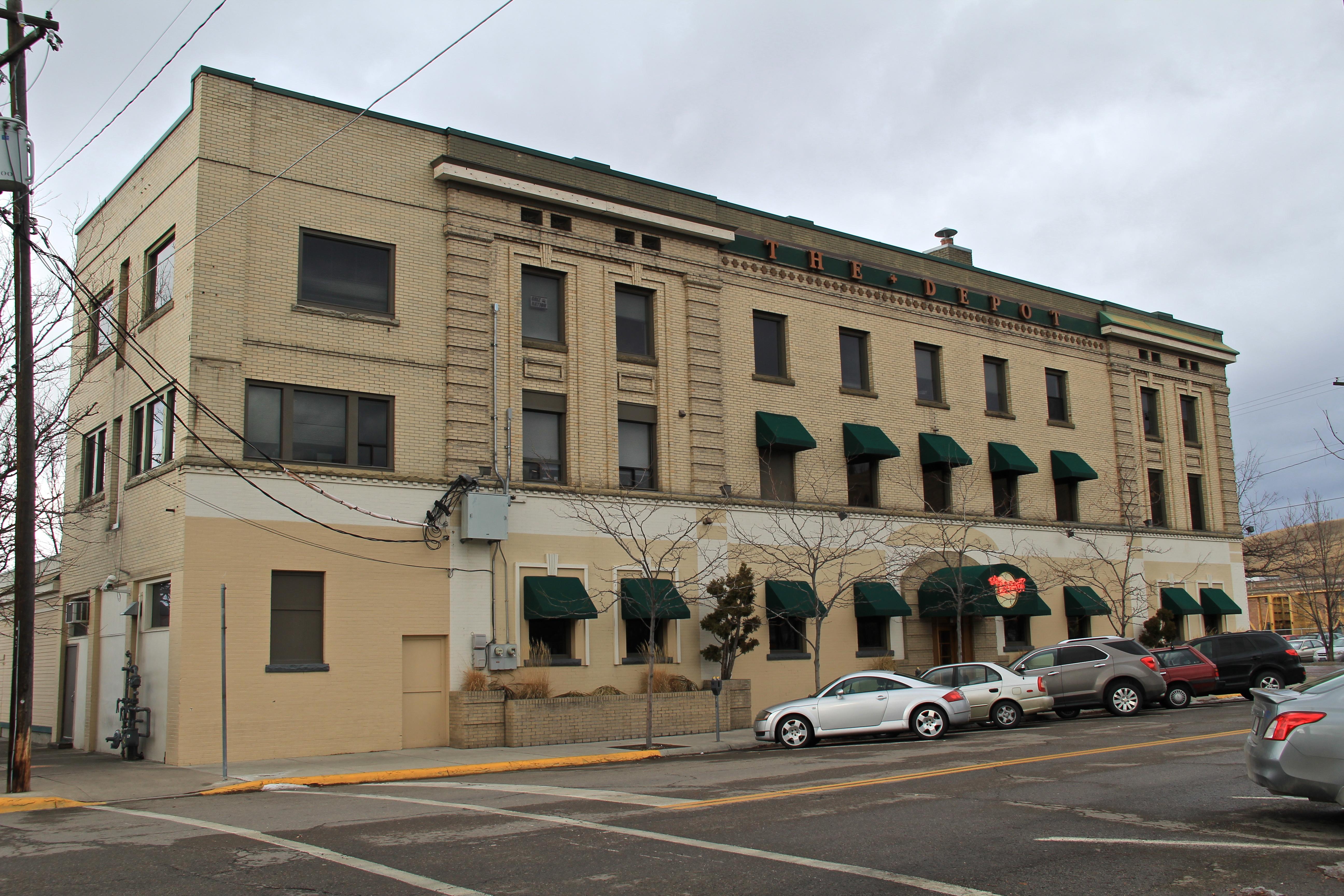 File The Depot Missoula Montana 2014 Jpg Wikimedia Commons
