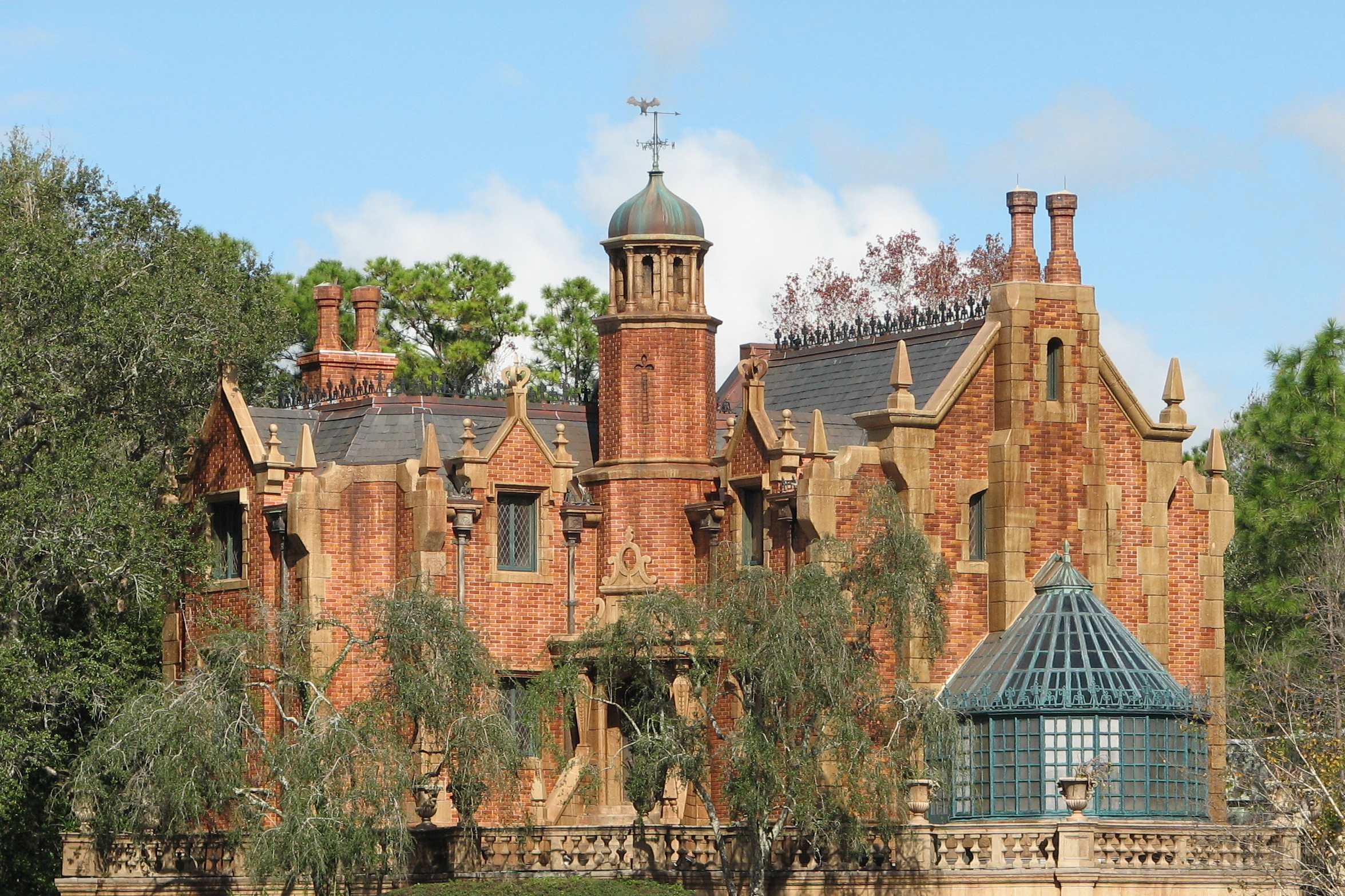 Haunted Mansion - Wikipedia, the free encyclopedia