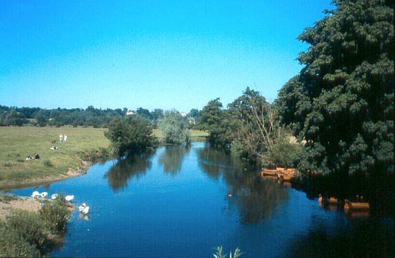 The River Stour at Dedham - geograph.org.uk - 46649