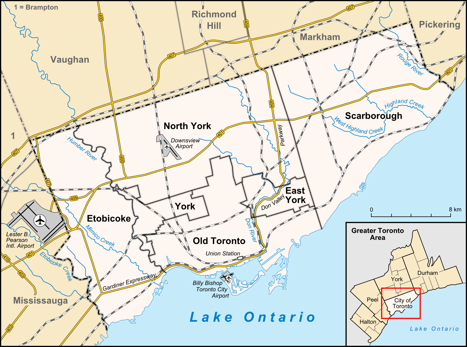 Maps Toronto.File Toronto Map Png Wikimedia Commons