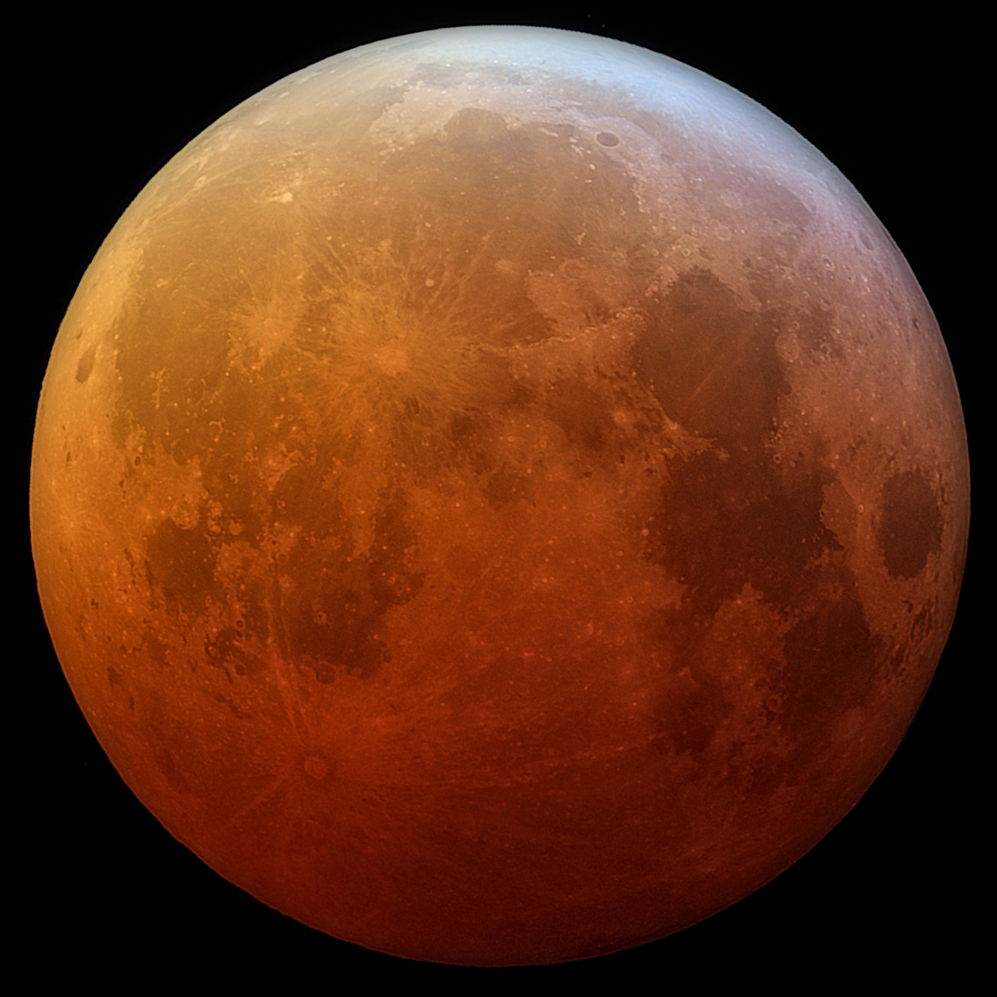 January 2019 lunar eclipse - Wikipedia