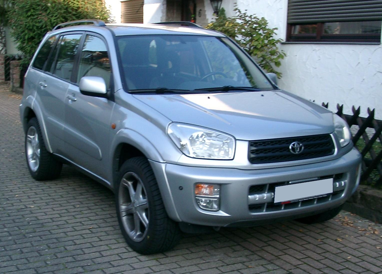 File:Toyota RAV4 front 20071007.jpg - Wikimedia Commons ...
