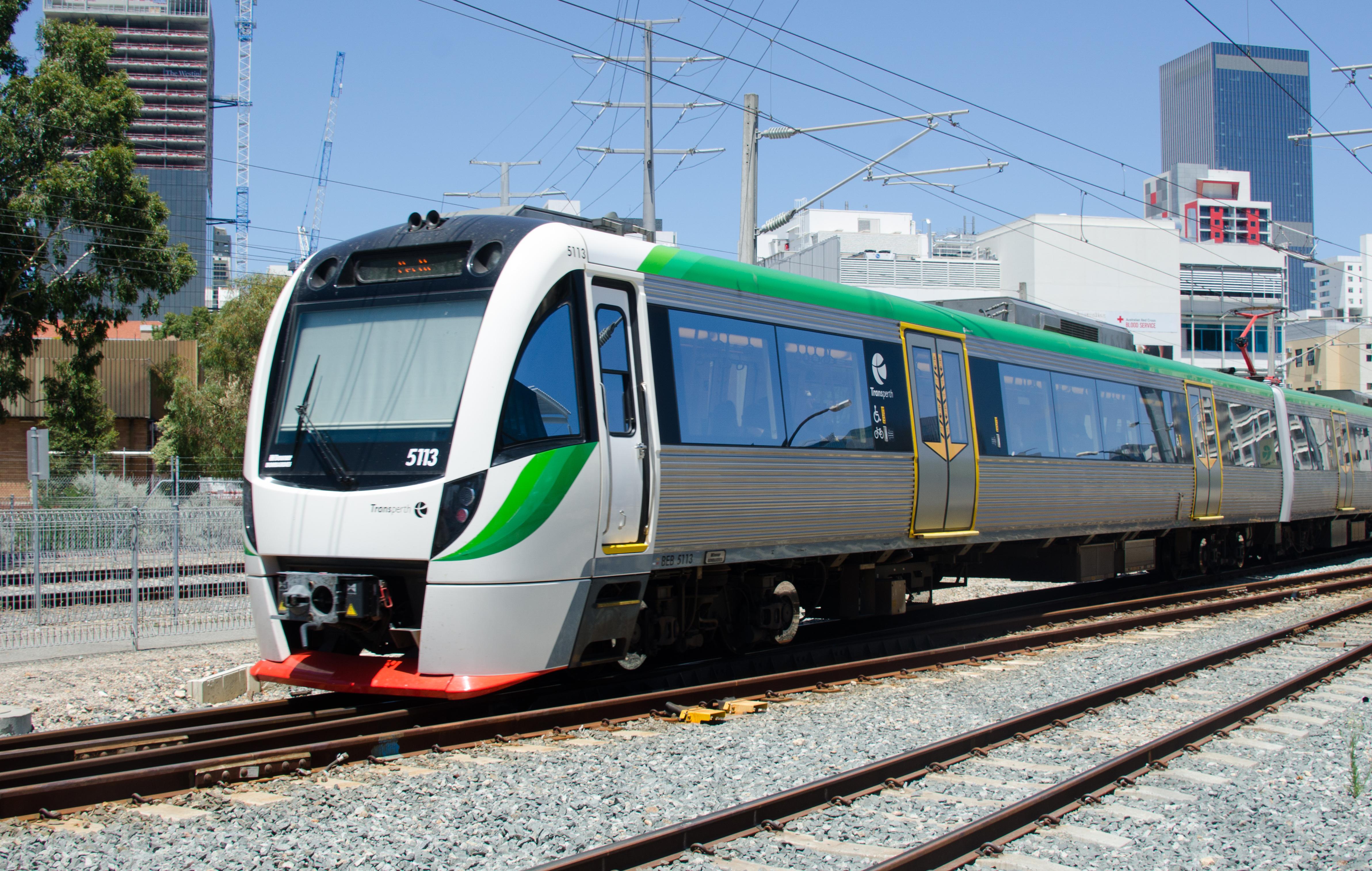 Transperth Trains - Wikipedia