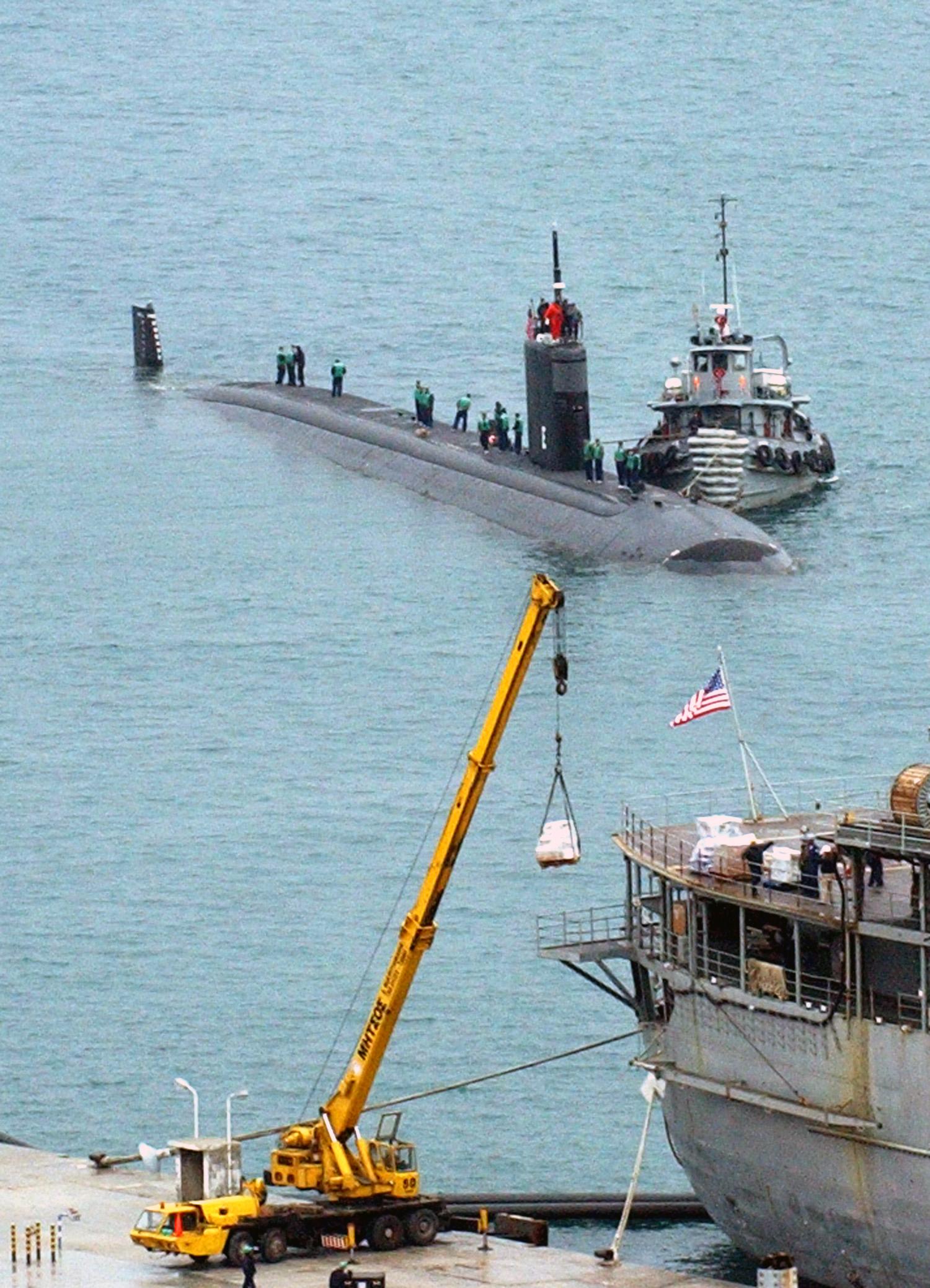 Ρόκφορντ φόσγκεϊτ υποβρυχίου