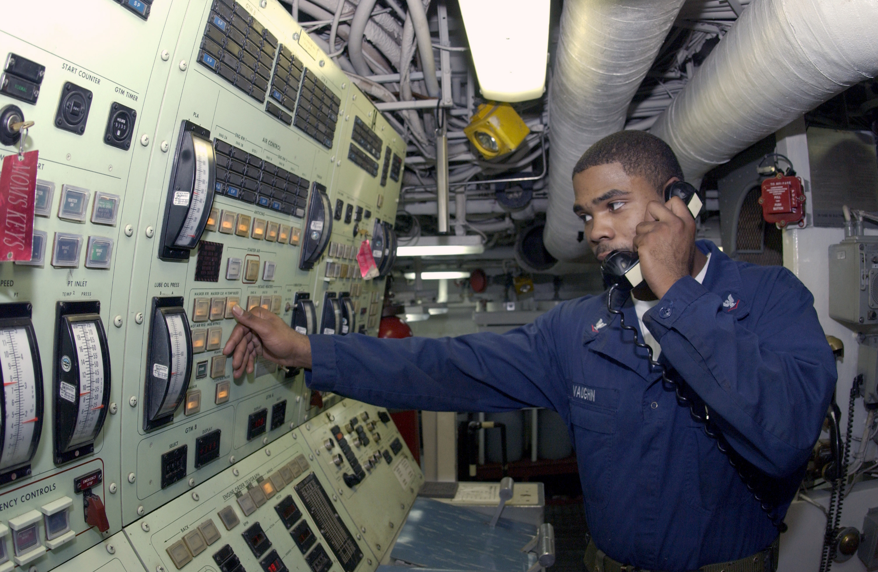 File US Navy N 2613R 003 A Gas Turbine System Technician