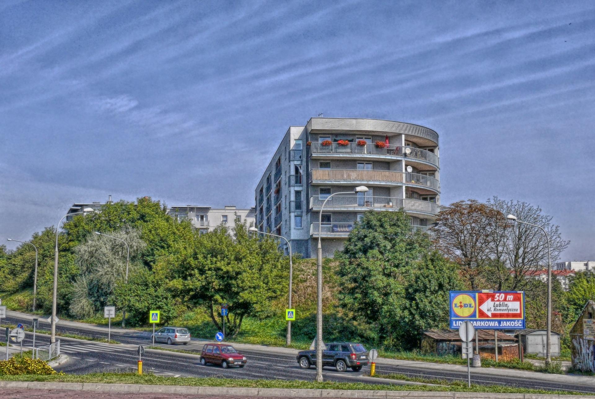 File:Ul. Nadbystrzycka, Lublin.jpg Wikimedia Commons