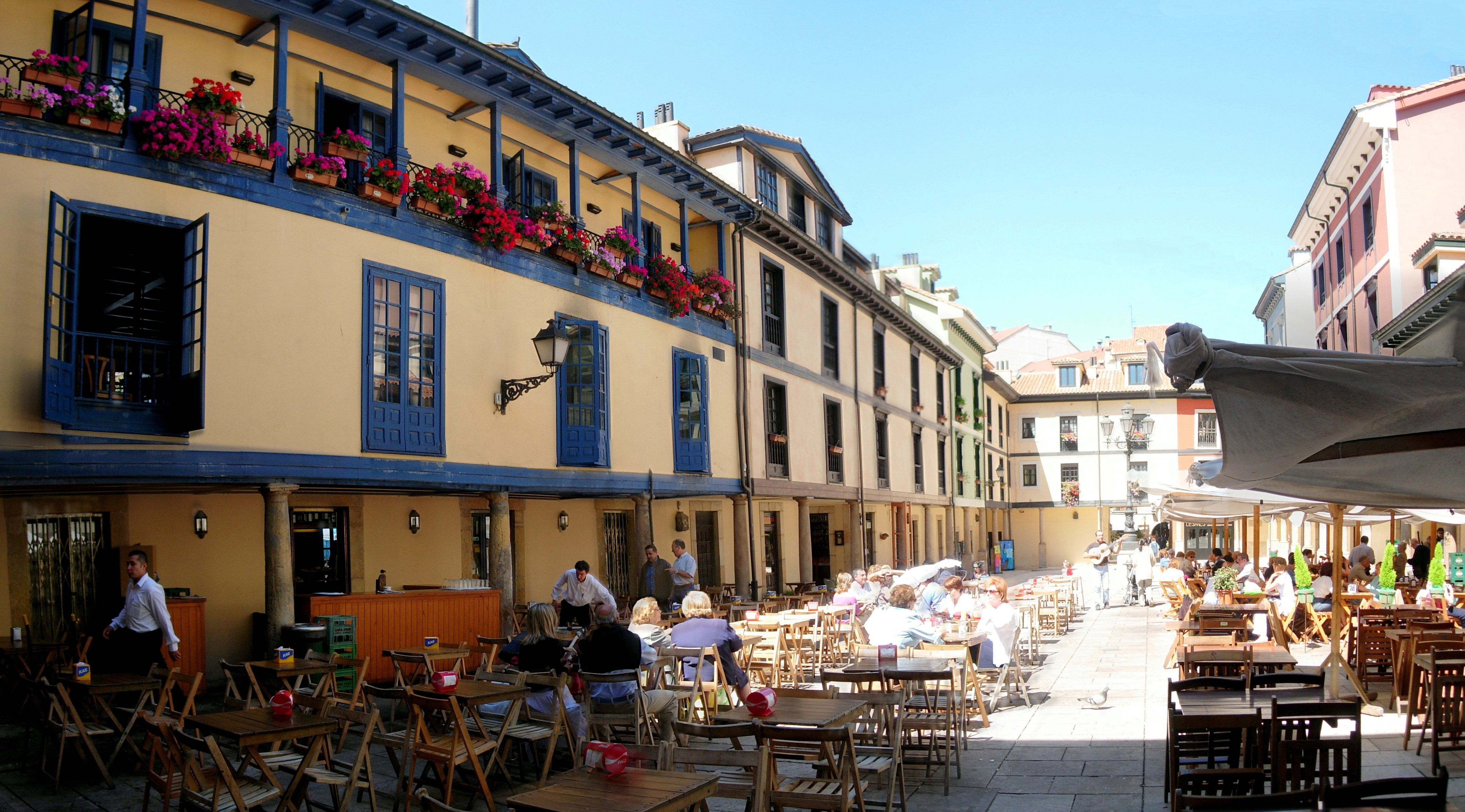 Plaza del Fontán - Wikipedia, la enciclopedia libre