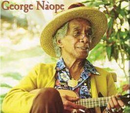 George Naʻope Hula master, Merrie Monarch Festival organizer
