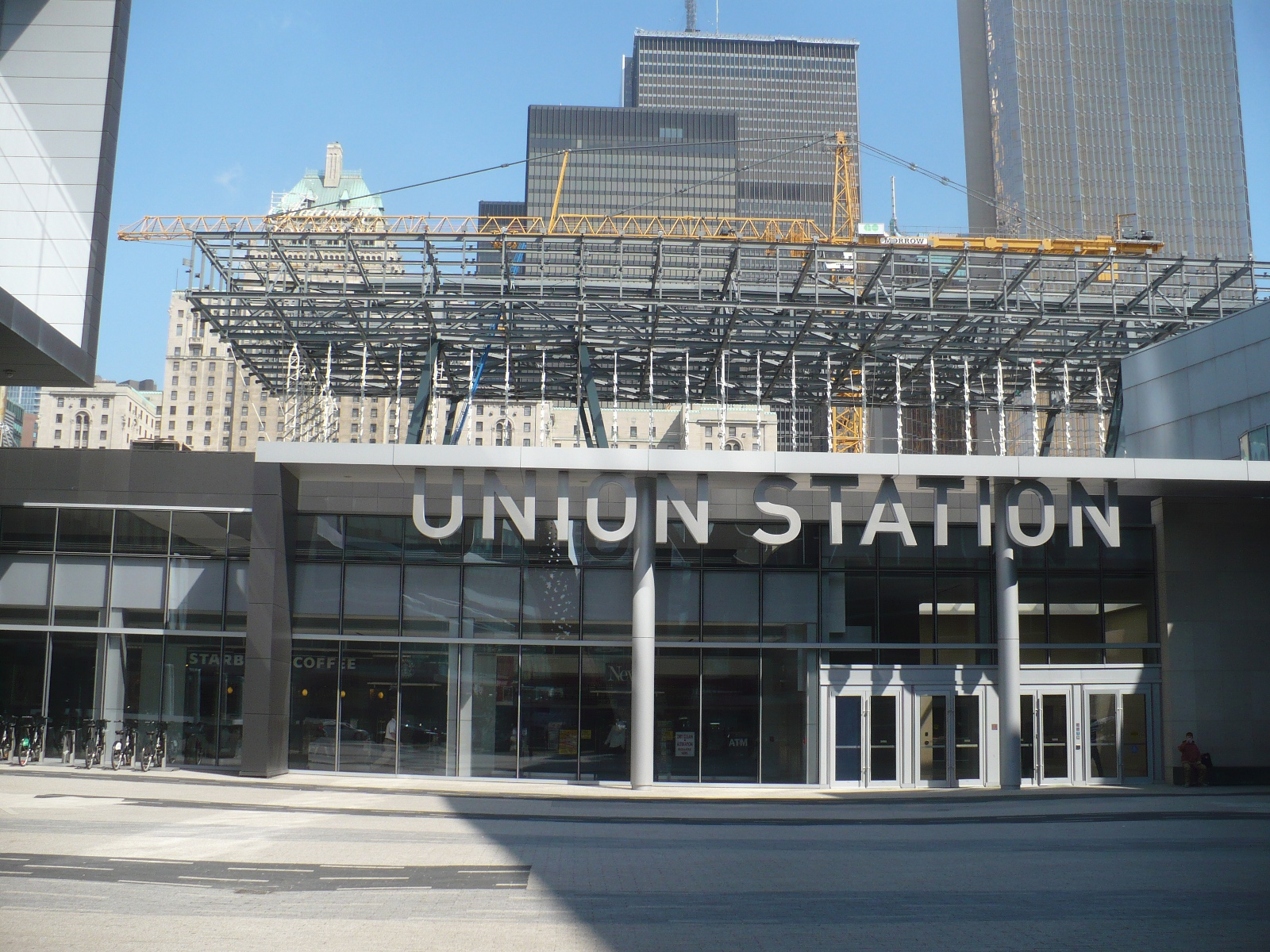 File Union Station Toronto South Entrance Jpg Wikimedia
