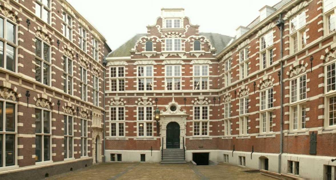 Nederland wieg van corporatie en wereldbank visionair - Kamer kantoor ...