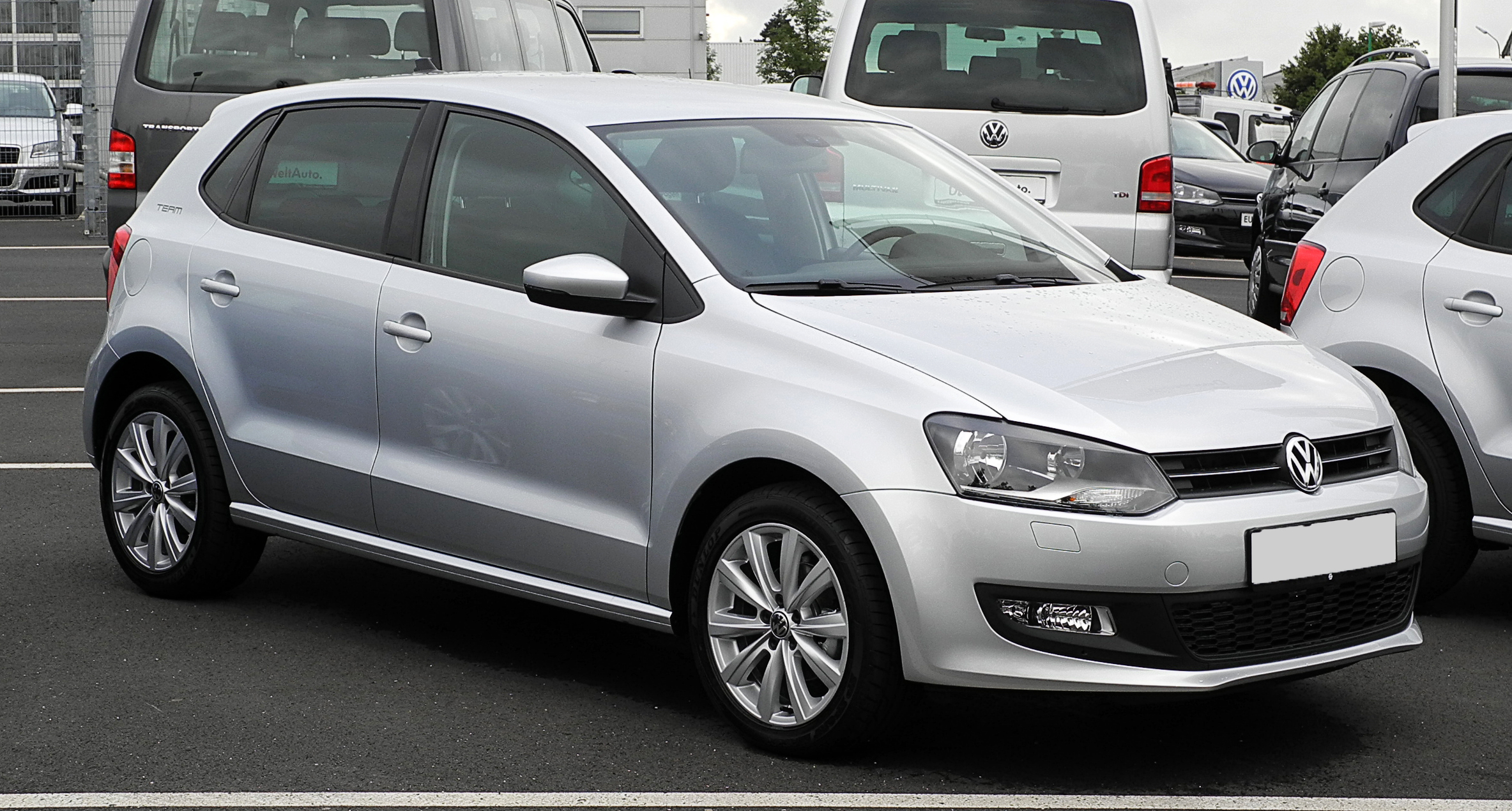 volkswagen polo 5 wikiwand. Black Bedroom Furniture Sets. Home Design Ideas