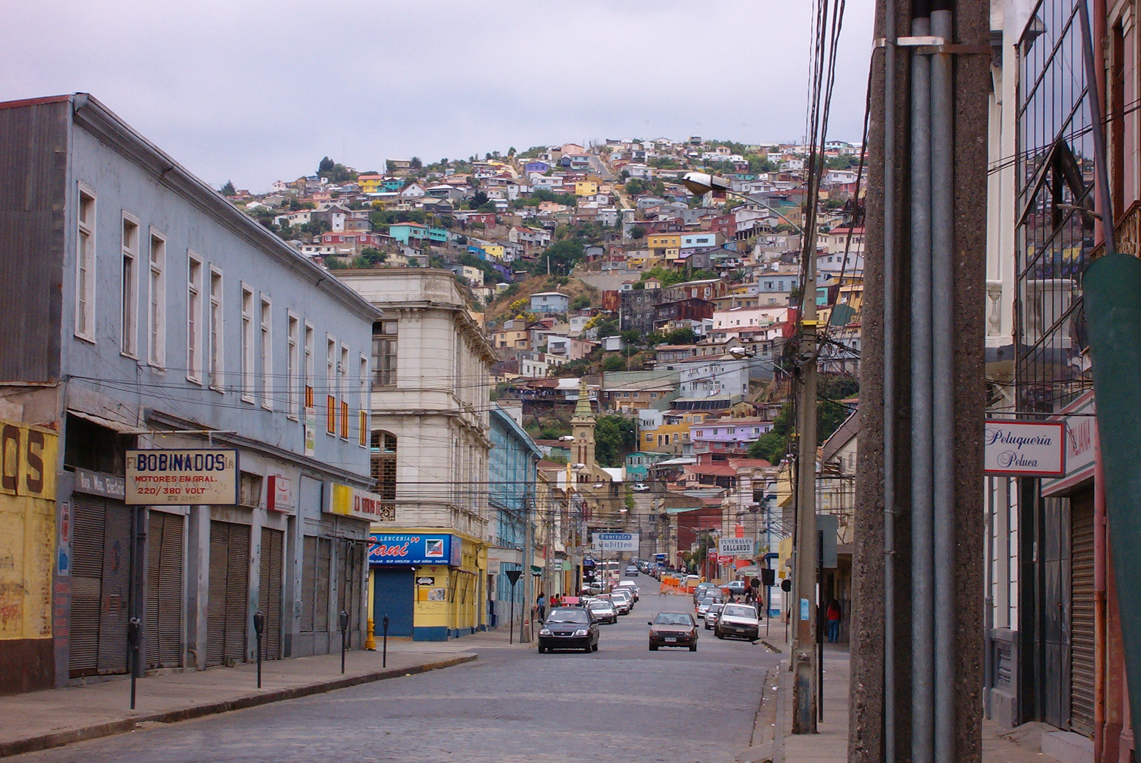 Valparaíso – Travel guide at Wikivoyage