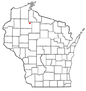 Town in Wisconsin, United States