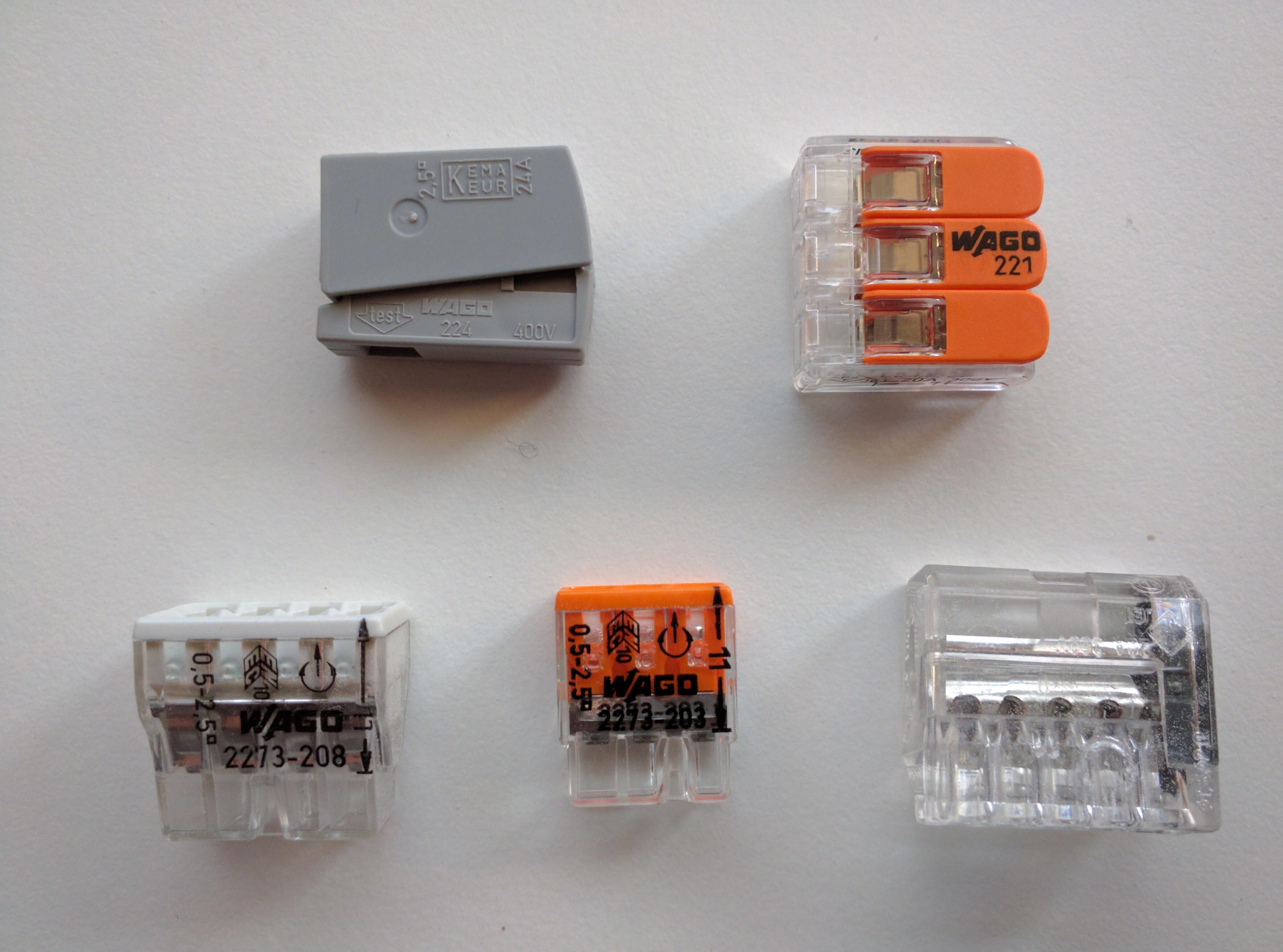 Klemme (Elektrotechnik) – Wikipedia