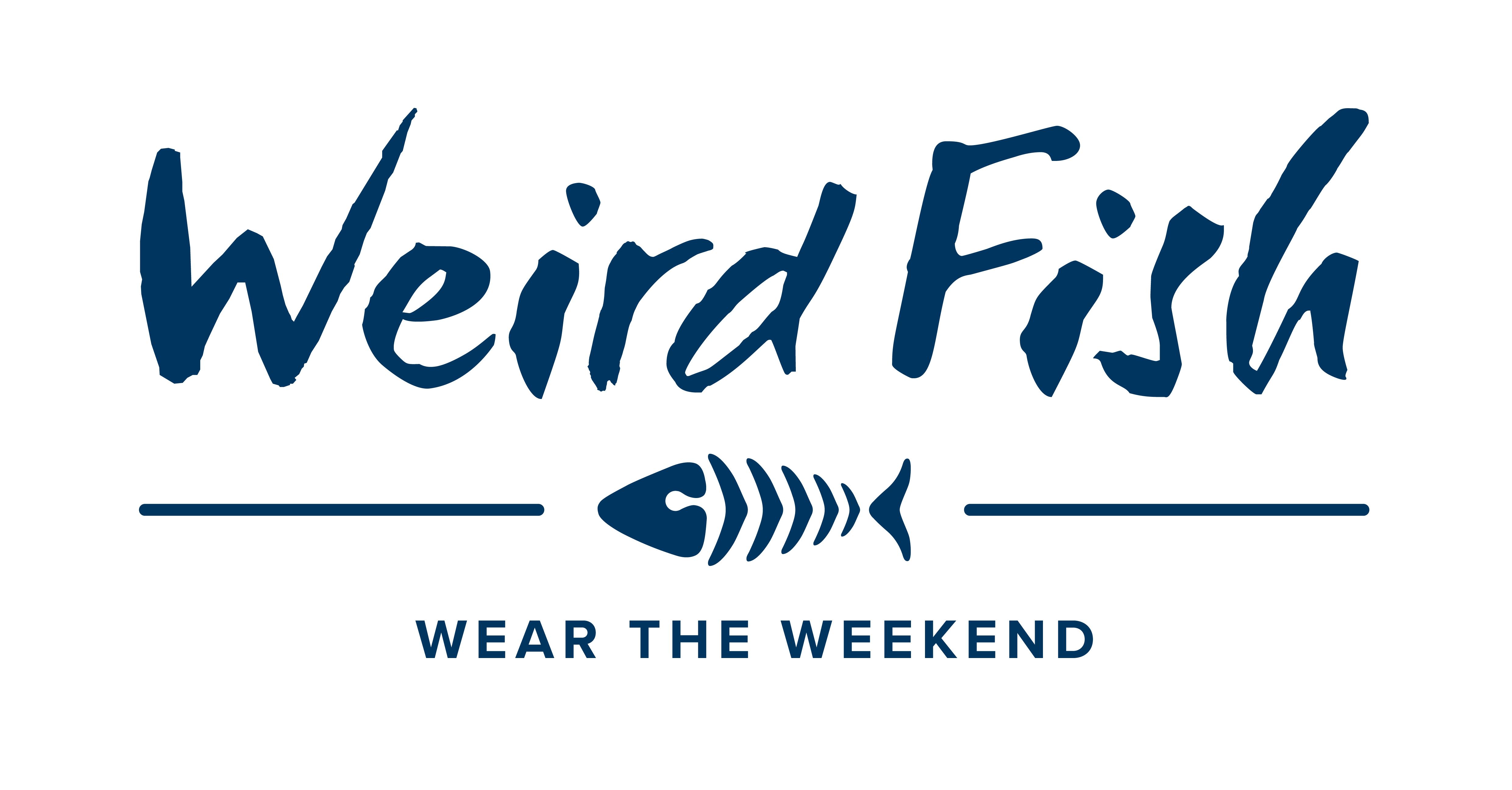 Weird Fish Logo 1