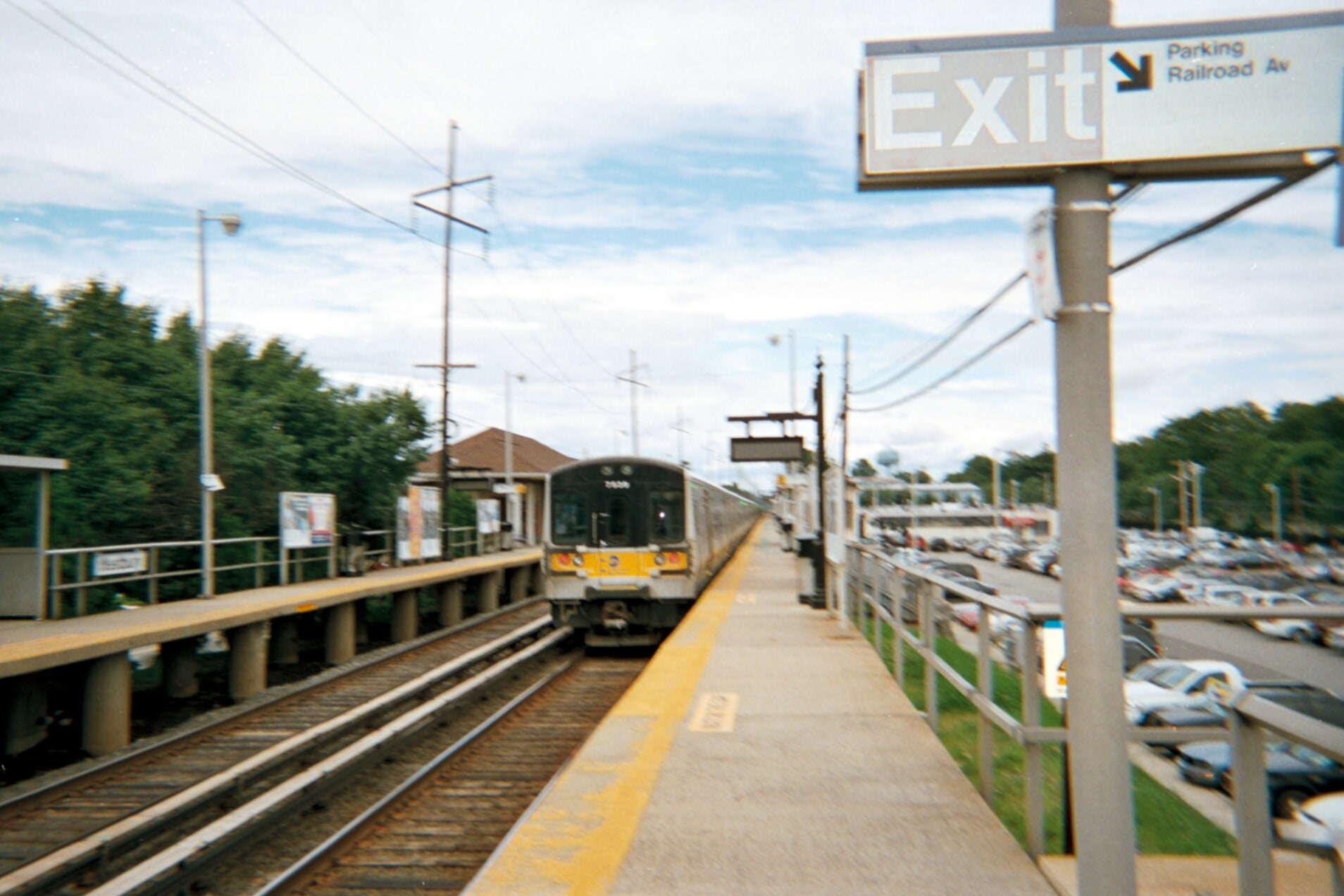 Central Railroad Of Long Island